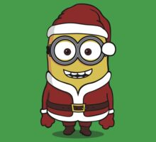 Santa Minion - New Version 2 by lemontee