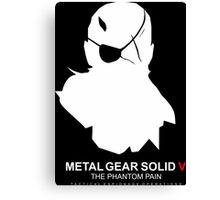 Metal Gear Solid v Canvas Print