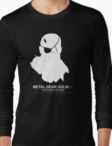 Metal Gear Solid v Long Sleeve T-Shirt