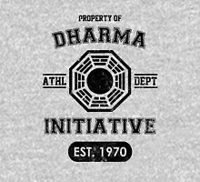 Dharma Initiative athletic department (Black ver.) Hoodie