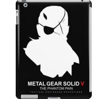 Metal Gear Solid v iPad Case/Skin