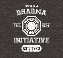 Dharma Initiative athletic department (Light ver.) Hoodie