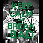 Keep Calm and Break Bad by Crystal Friedman
