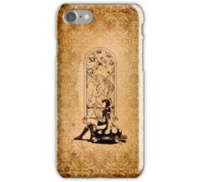 Twisted Wonderland - Aged Lines iPhone Case/Skin