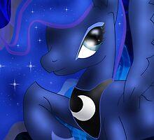 Princess Luna by autobotchari
