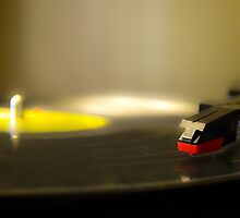 Record Player by Douglas Hamilton