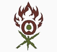 Guild Symbol - Gruul by Kiwishes