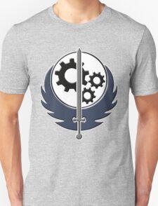 Brotherhood of Steel Flag T-Shirt