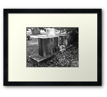 Faded Memento's Artistic Photograph by Shannon Sears Framed Print