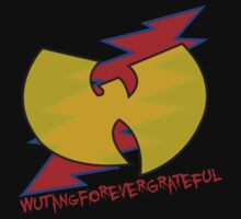WuTangForeverGrateful: WuBolt Shirt by sixxfeetunderr