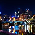 Melbourne City by Danielle  Miner