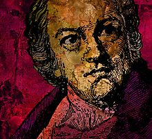 WILLIAM BLAKE by OTIS PORRITT