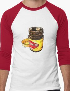 Vegemite Men's Baseball ¾ T-Shirt
