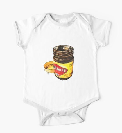 Vegemite One Piece - Short Sleeve
