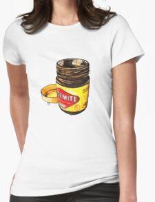 Vegemite Womens Fitted T-Shirt