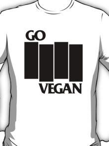 Go Vegan BF T-Shirt