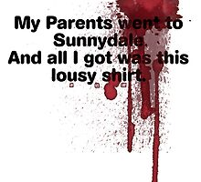 My Parents Went to Sunnydale version 1 by cs3ink