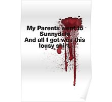 My Parents Went to Sunnydale version 1 Poster