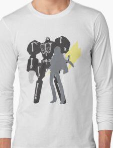 Persona 4: Kanji Long Sleeve T-Shirt