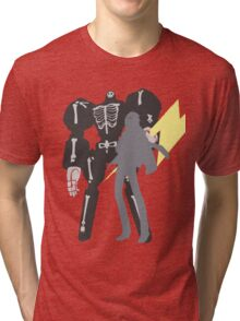 Persona 4: Kanji Tri-blend T-Shirt