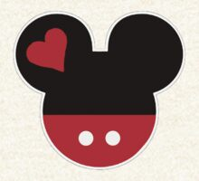 Couple design: Mickey 2 by Peter Bui