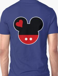 Couple design: Mickey 2 Unisex T-Shirt