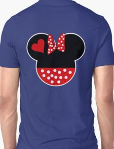 Couple design: Minnie 2 Unisex T-Shirt