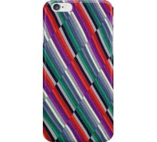 Multicolor Stripes iPhone Case/Skin