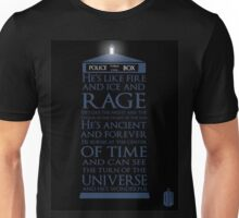 Dr. Who - He's Wonderful Unisex T-Shirt
