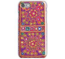 Embroidery iPhone Case/Skin