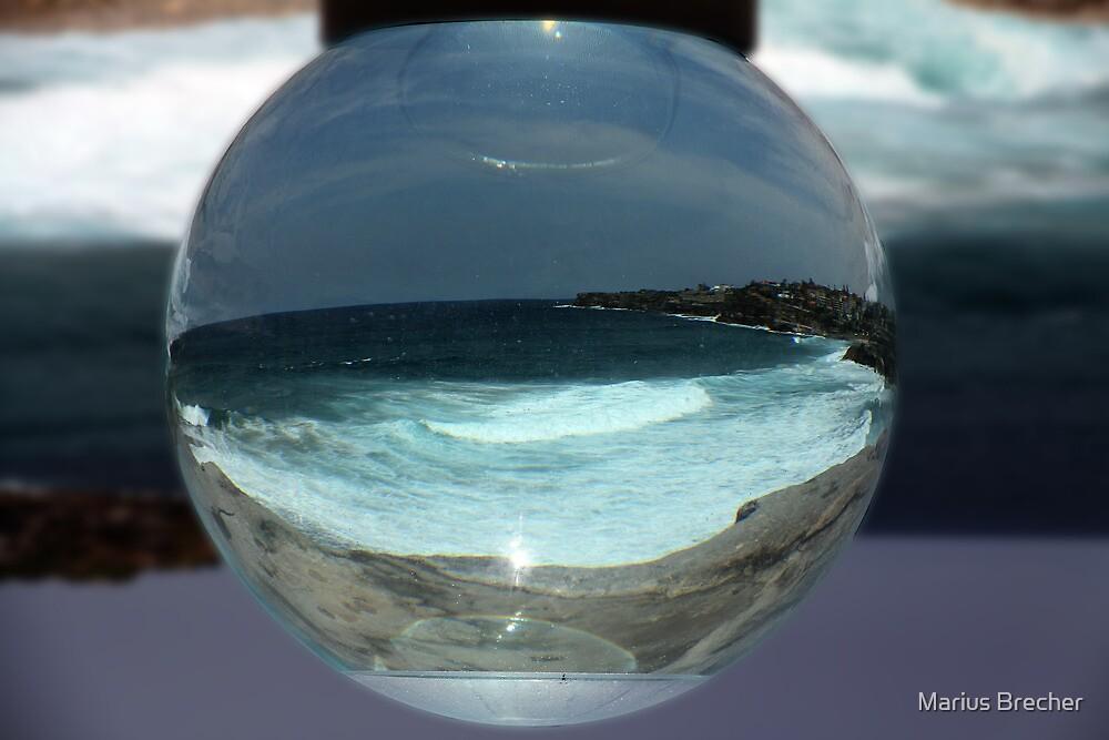 Crystal Ball by Marius Brecher
