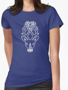 Falkreath Alternate Color Womens Fitted T-Shirt
