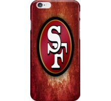 49ers Retro 5 iPhone Case/Skin