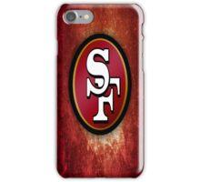49ers Retro 5 iPhone Case/Skin
