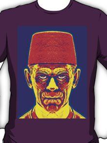 Boris Karloff, alias in The Mummy T-Shirt