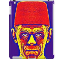 Boris Karloff, alias in The Mummy iPad Case/Skin