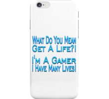 Many Lives iPhone Case/Skin