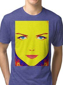Nicole Kidman, alias Tri-blend T-Shirt