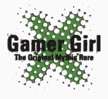 Gamer Girl (Black) by ajf89