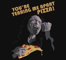 Tear-apart Pizza by Max Heron