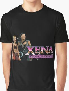 Xena & Olympia Graphic T-Shirt
