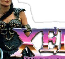 Xena & Olympia Sticker