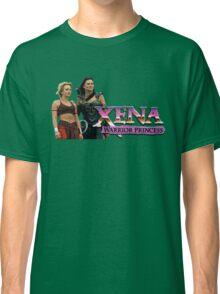 Xena & Olympia Classic T-Shirt