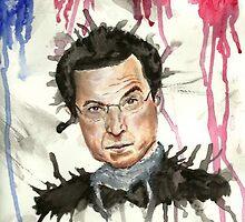 Colbert by splattergeek