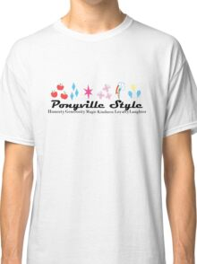 Ponyville Style Classic T-Shirt