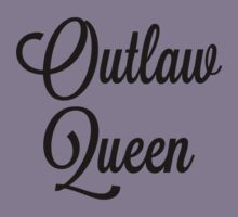 Once Upon a Time - Outlaw Queen Kids Clothes