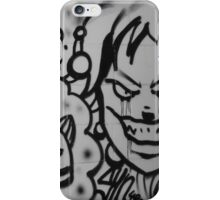 DZYNES Graffiti Character 2 iPhone Case/Skin