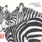 Dazzle of Zebras (animal groups series) by dosankodebbie