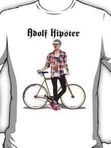 Adolf Hipster T-Shirt