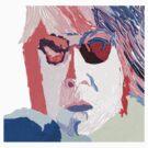 John Ono Lennon by hermies